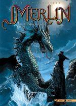 Couverture La colère d'Ahès - Merlin, tome 1