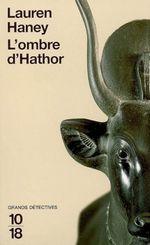 Couverture L'ombre d'Hathor