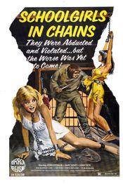 Affiche Schoolgirls in Chains