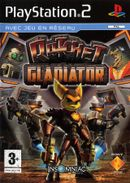 Jaquette Ratchet : Gladiator