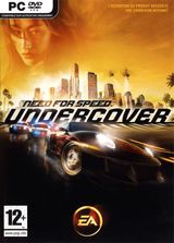 Jaquette Need for Speed Undercover