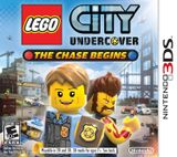 Jaquette LEGO City Undercover : The Chase Begins