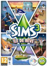 Jaquette Les Sims 3 : Île de Rêve