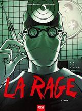 Couverture Fred - La rage, tome 2