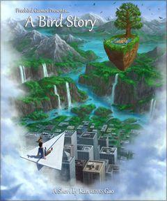 Jaquette A Bird Story