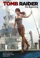 Couverture Tomb Raider: The Beginning
