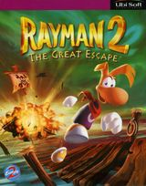 Jaquette Rayman 2 : The Great Escape
