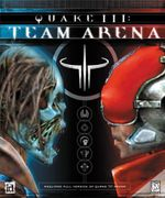 Jaquette Quake III Team Arena