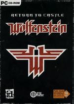 Jaquette Return to Castle Wolfenstein