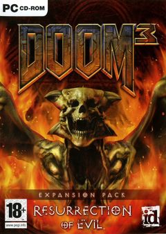 Jaquette Doom 3 : Resurrection of Evil