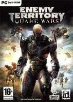 Jaquette Enemy Territory : Quake Wars