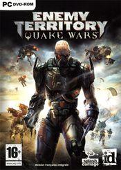 Jaquette Enemy Territory: Quake Wars