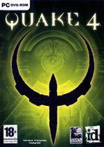 Jaquette Quake 4