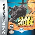 Jaquette Desert Strike Advance