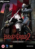 Jaquette Legacy of Kain : Blood Omen 2
