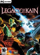 Jaquette Legacy of Kain : Defiance