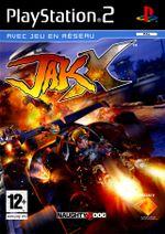 Jaquette Jak X : Combat Racing