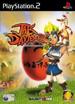 Jaquette Jak and Daxter : The Precursor Legacy