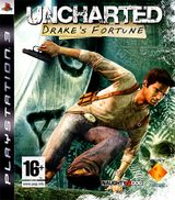 Jaquette Uncharted: Drake's Fortune
