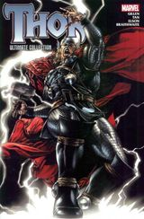 Couverture Thor by Kieron Gillen Ultimate Collection