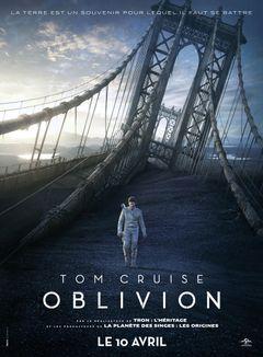 Affiche Oblivion
