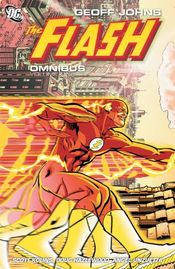 Couverture The Flash Omnibus by Geoff Johns 1