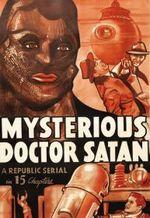 Affiche Le mystérieux docteur satan