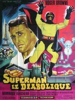 Affiche Superman le Diabolique