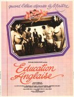 Affiche Education Anglaise
