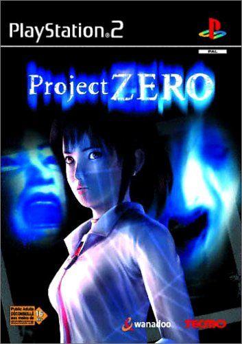 Jaquette du jeu Project Zero