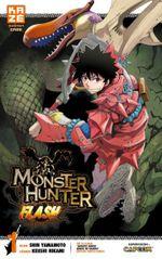 Couverture Monster Hunter Flash