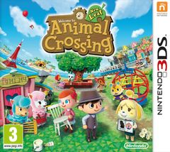Jaquette Animal Crossing : New Leaf