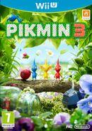 Jaquette Pikmin 3