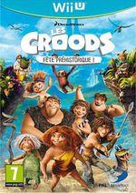 Jaquette Les Croods : Fête Préhistorique