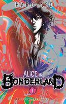 Couverture Alice in Borderland