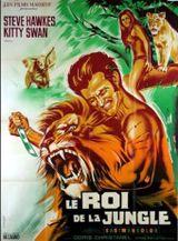 Affiche Le roi de la jungle