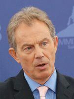 Photo Tony Blair