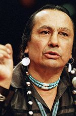 Photo Russell Means