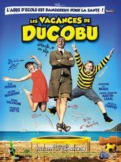 Affiche Les Vacances de Ducobu
