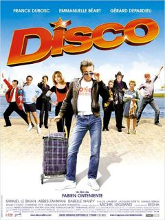 Affiche Disco
