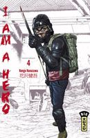 Couverture I am a Hero, volume 4