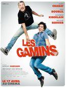 Affiche Les Gamins