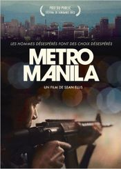 Affiche Metro Manila