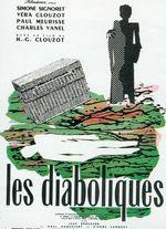 Affiche Les Diaboliques
