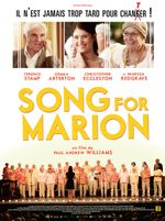 Affiche Song for Marion
