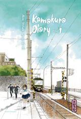 Couverture Kamakura Diary