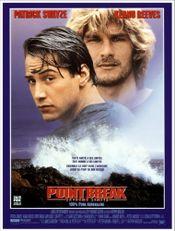 Affiche Point Break, extrême limite