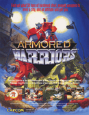Jaquette Armored Warriors