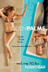 Affiche Les Secrets de Palm Springs