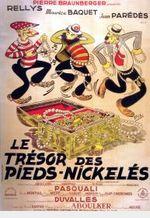 Affiche Le Trésor des Pieds-Nickelés